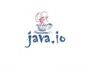 Java IO logo