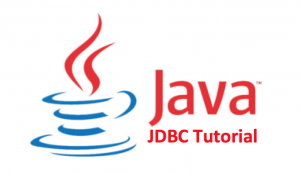Java JDBC tutorial logo