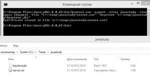 cmd create certificate1